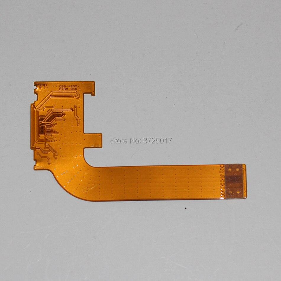 Tablero Principal de conexión y pantalla LCD flexible FPC cable reparación piezas para Canon EOS 1200D Rebel T5 Kiss X70 DS126491 SLR