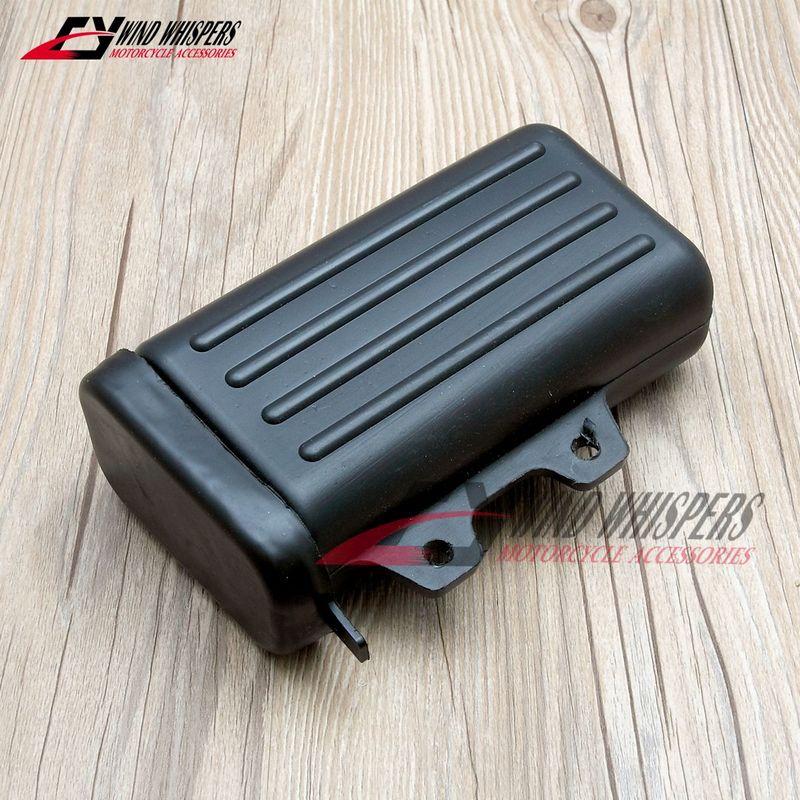 Dirt Trail-portaherramientas para motos, contenedor de plástico para Suzuki DR250, Djebel 250, para Yamaha TW200 y TW225