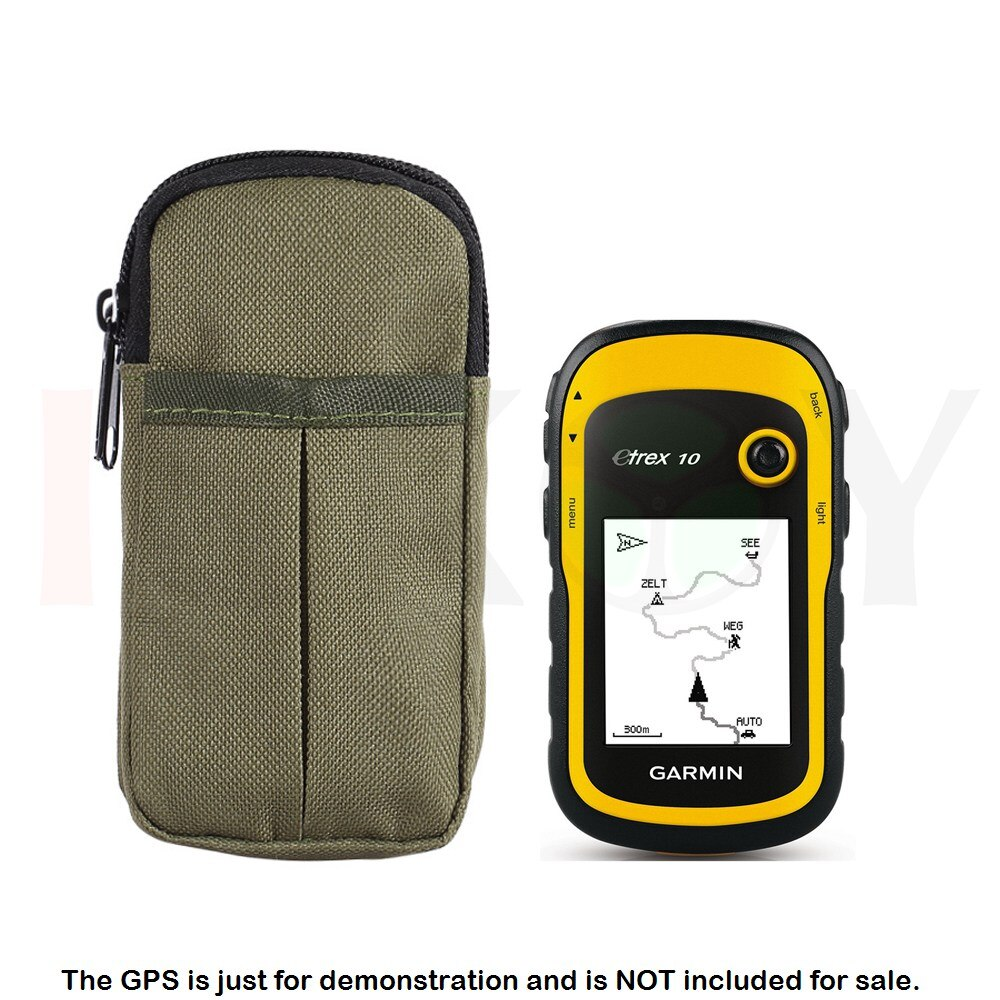 Multi-Funktion MOLLE Militär Gürtel Tasche Tasche Protable Schützen Wasserdicht Fall für Wandern GPS Garmin eTrex 10 20 30 10x 20x 30x