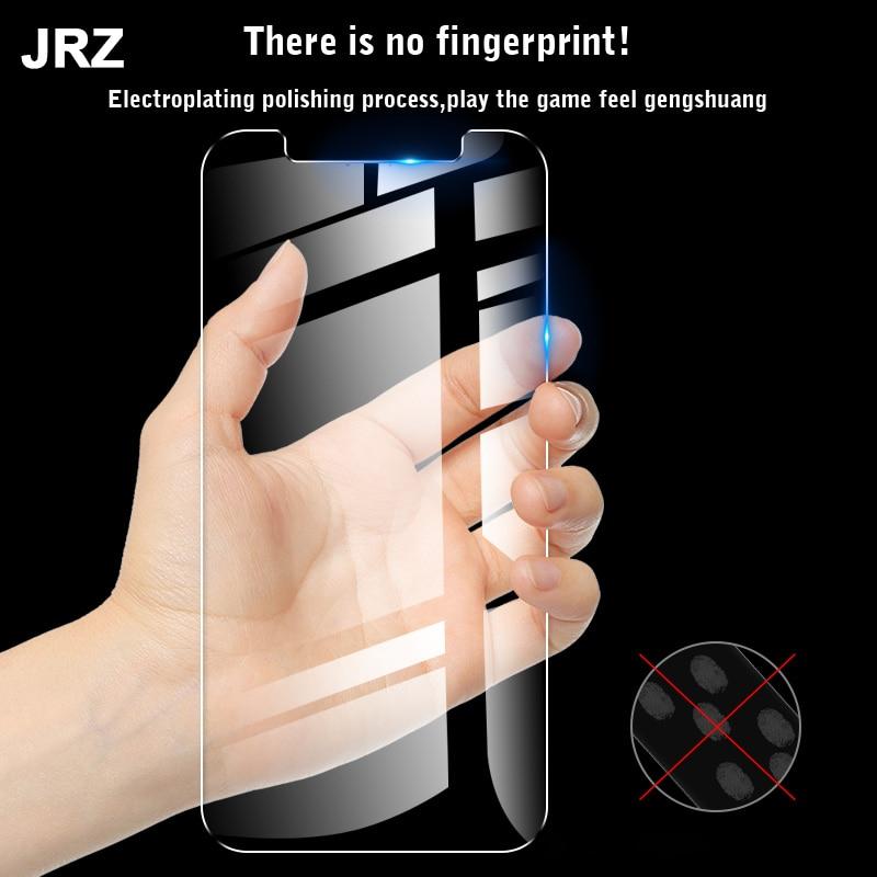 Para BLU por A5 Lte puro ver R2 Plus 2018 teléfono 2019 Protector de pantalla de película de vidrio película para BLU Studio Mega 2018 transparente