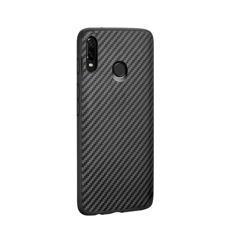 Para Samsung Galaxy A50 A40 A30 A20 A10 A70 Soft Case De Fibra De Carbono tampa Traseira Ultra-fino Para Samsung a50 A305F A505F AA105F UM 30