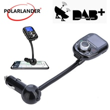 Digitale DAB/DAB + Empfänger Antenne Lade Ports MP3 Player Hände frei Bluetooth LCD Display Car Kit FM Transmitter TF USB