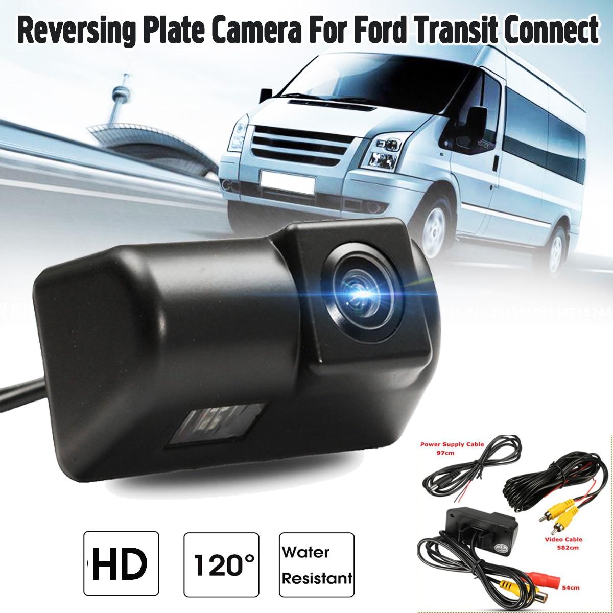 HD Водонепроницаемая камера заднего вида для Ford/Transit/Connect
