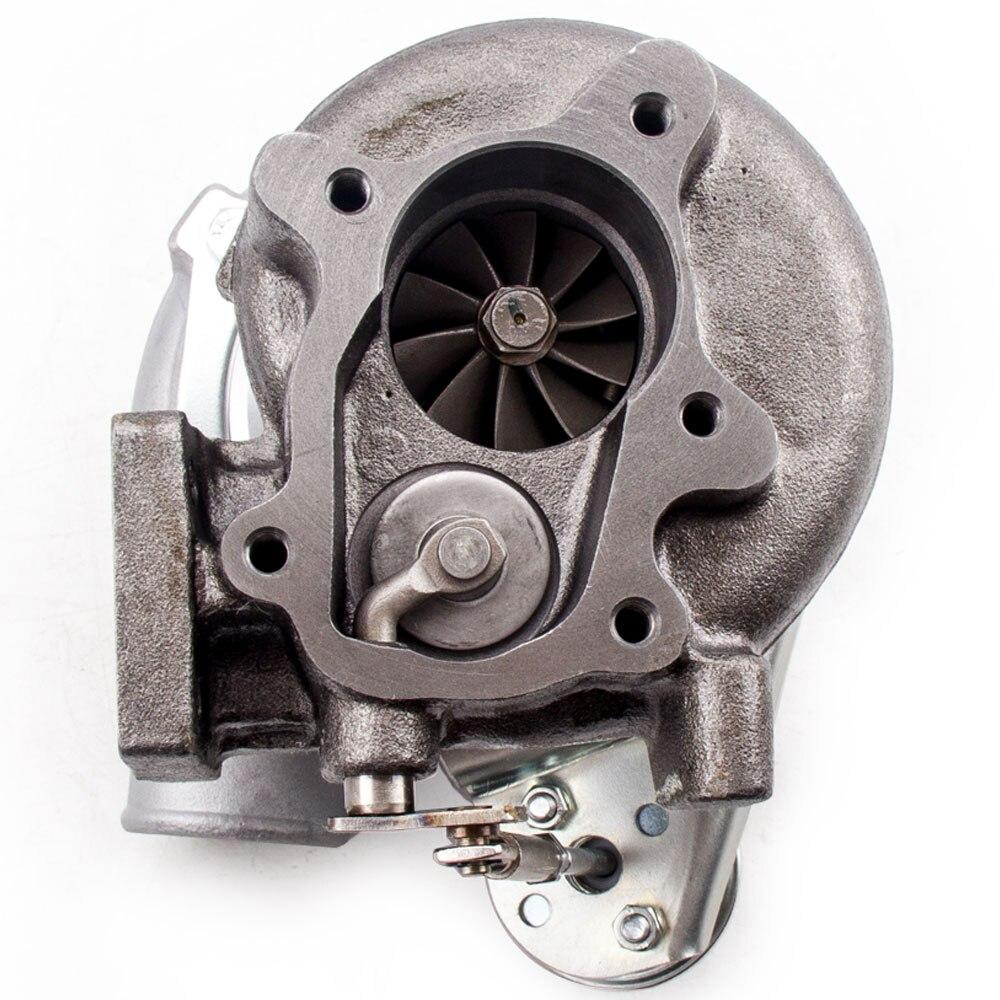Турбокомпрессор GT2871 GT25 GT28 T25 GT2860 SR20 CA18DET турбонагнетатель воды AR .64 Настройка-4