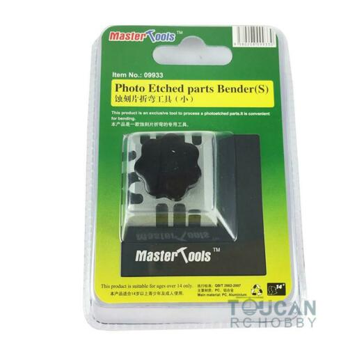 Trumpeter 09933, herramienta de modelado de doblador de piezas grabadas para fotos, accesorio para manualidades, modelo DIY