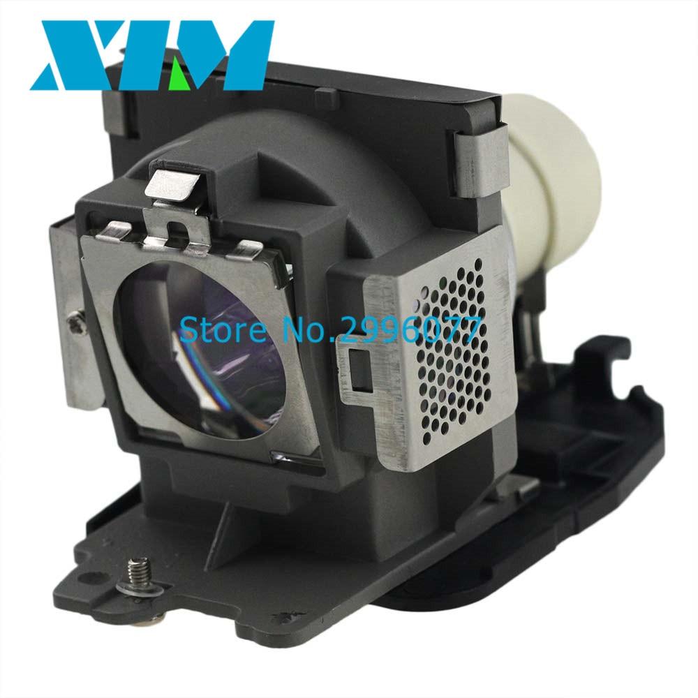 Lámpara de proyector de repuesto de alta calidad con carcasa 5J. 06001.001 para BENQ MP612 MP612C MP622 MP622C