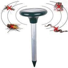 Solar Power anti Moskito Mörder Mole Snake Katze Vogel Maus Ultra sonic Sonic Pest Repeller Outdoor Garten Maus Ratte insekten vogel