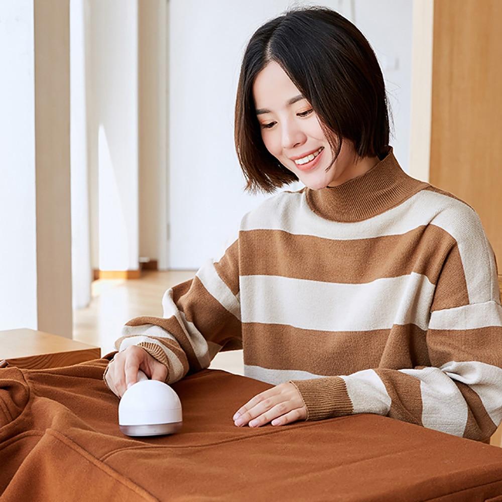 Nueva ropa removedor de pelusas Fuzz Shavers para suéter ropa pelusa Pellet máquina removedor de pastillas pelo bola recortadora suéter afeitadora