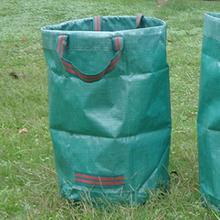 Sac de rangement des ordures de jardin   1 unité, Portable, pliable Pop-Up, poubelle de jardin, sac de rangement des ordures, Collection de fleurs et dherbe, poubelle de Camping