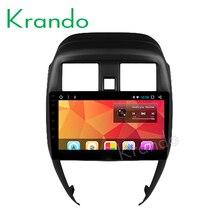 Krando-voiture écran full touch IPS   Android 8.1, 10.1 pouces, lecteur Multmedia, 2014 +, lecteur radio, système de navigation gps