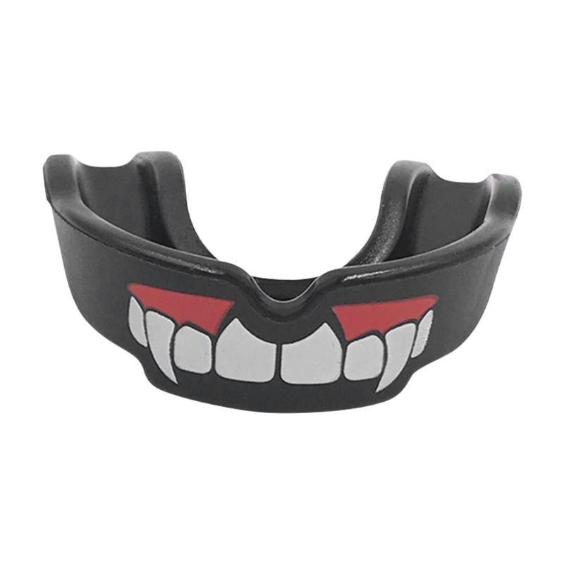 Protector bucal para adultos Taekwondo Muay Thai MMA Protector de dientes fútbol baloncesto boxeo boca seguridad Protector de dientes