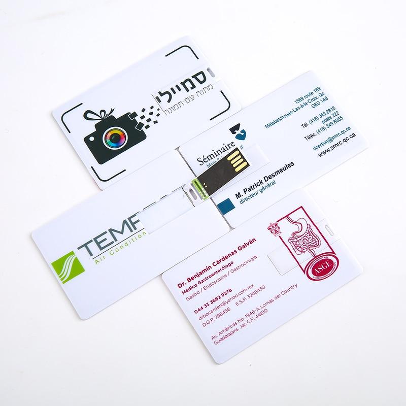PenDrive de plástico con Logo personalizado, memoria USB con logotipo personalizado, 1GB,...