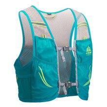 Aonijie Trail Running gilet hydratation sac à dos respirant cyclisme randonnée Marathon Portable ultraléger Nylon Sport 2.5L