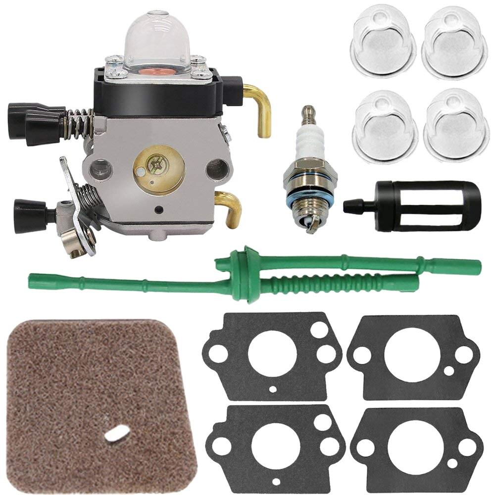 Carburador para Stihl FS80 carburador STIHL FC55 FC75 FC85 FS310 FS38 FS45 FS45C FS45L FS46 FS55 FS55RC FS55T FS74 FS75 FS76 FS