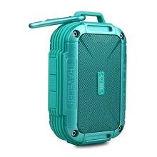 MIFA F7 Bluetooth 4.0 haut-parleur IP56 étanche à la poussière haut-parleur étanche à leau, AUX. Haut-parleurs de Camping boîtier métallique haut-parleurs de résistance AUX chocs