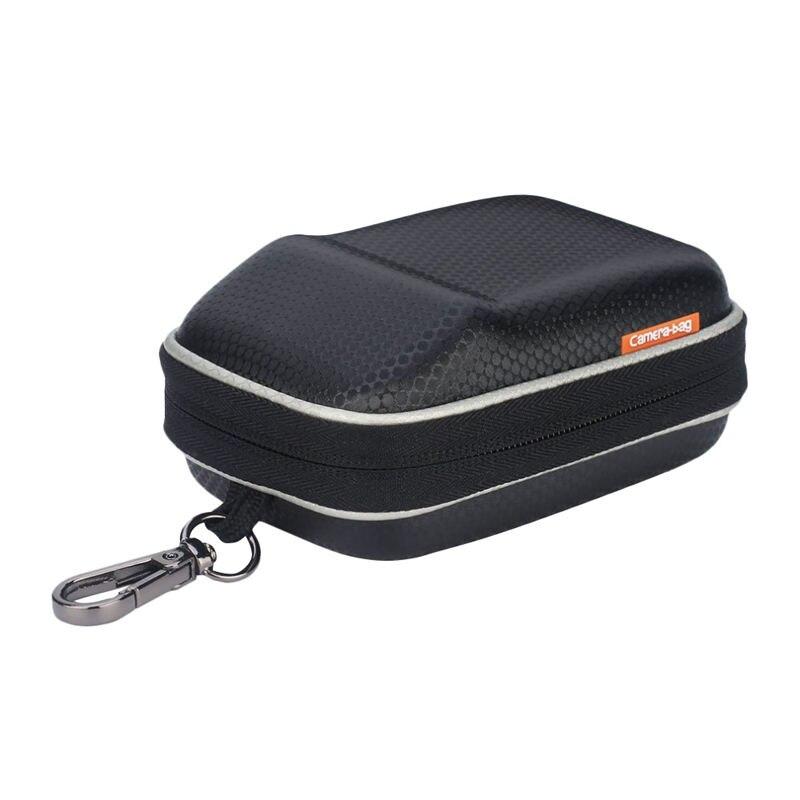 Сумка для цифровой камеры, Жесткий Чехол, защитная поясная сумка для Nikon Coolpix W300 W100 Aw130 Aw120 S33 S32 L32 L31 Sony Rx100 M6 M5 Ii
