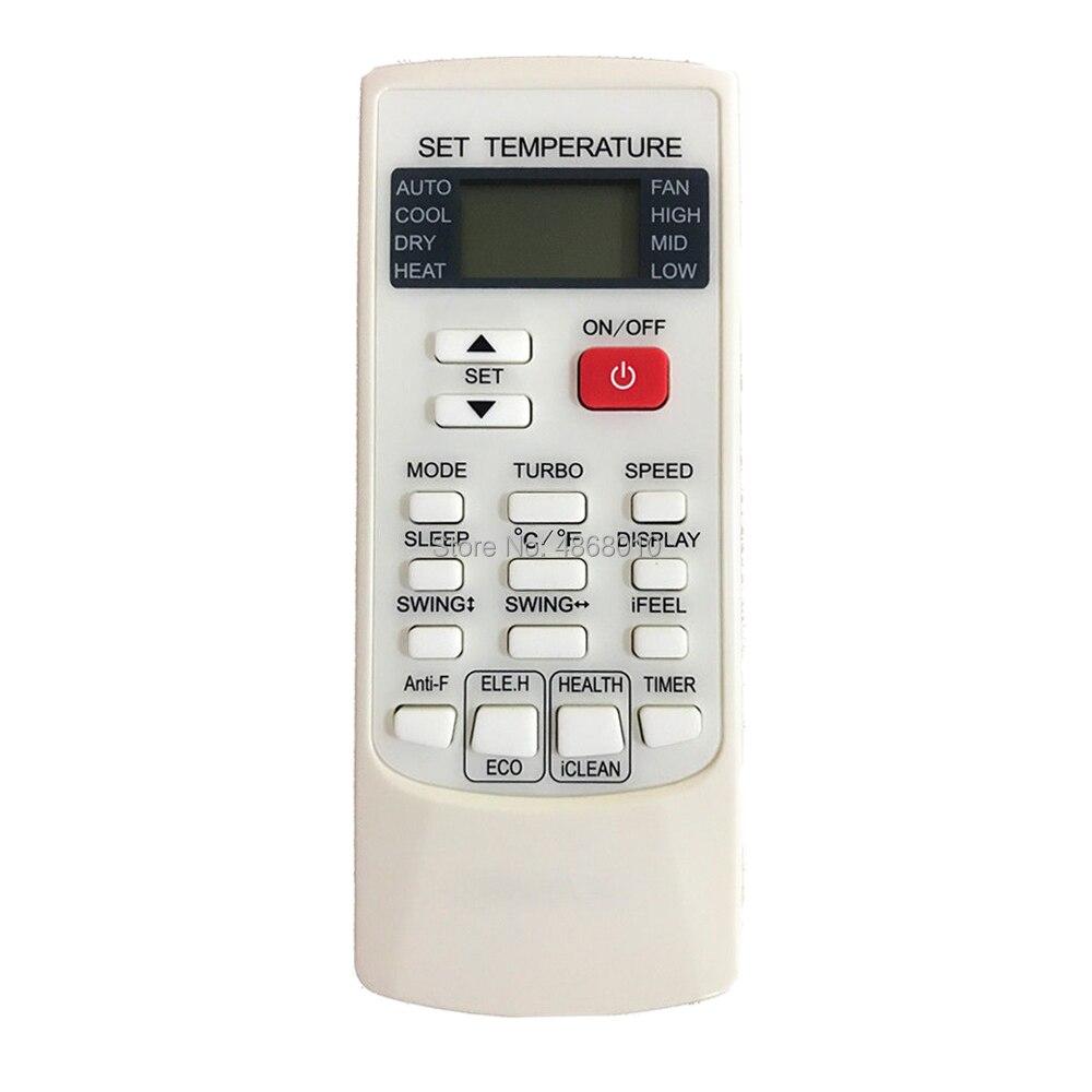 2PCS/LOT New Original Universal AC A/C Remoto Controle YKR-H/102E for AUX YKR-H102E Air Conditioner Control YKR-H/006E недорого