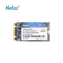 Netac N930ES SSD NVMe M.2 2242 SSD Gen3 * 2 PCIe 3D MLC/TLC NAND Flaş Katı Hal Sürücü 128 256 512 GB