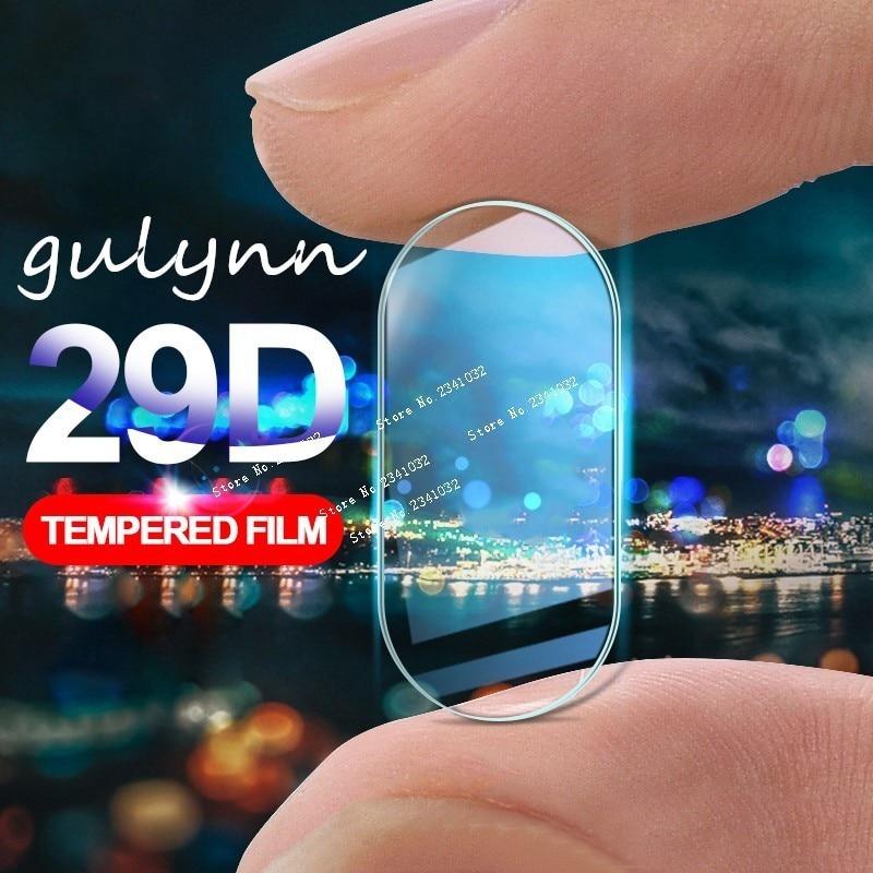 2PC New 29D Camera Lens Tempered Glass for Xiaomi Mi 9 9SE Mix 3 2S  Redmi Note 7 6Pro 5 Pro On Redmi 7 Go S2 Back Protect Film