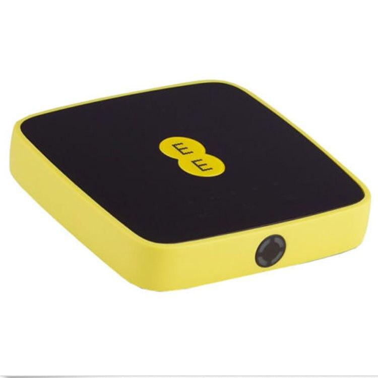 Desbloqueado nuevo Alcatel EE60 150 Mbps portátil 4G LTE móvil WiFi Hotspot módem