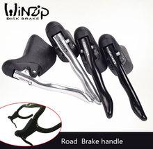Taiwan WinZip 1 Pair Road Bicycle Bike Brake Handle Lever Bike Bend handlebar Brake racing line brake handle