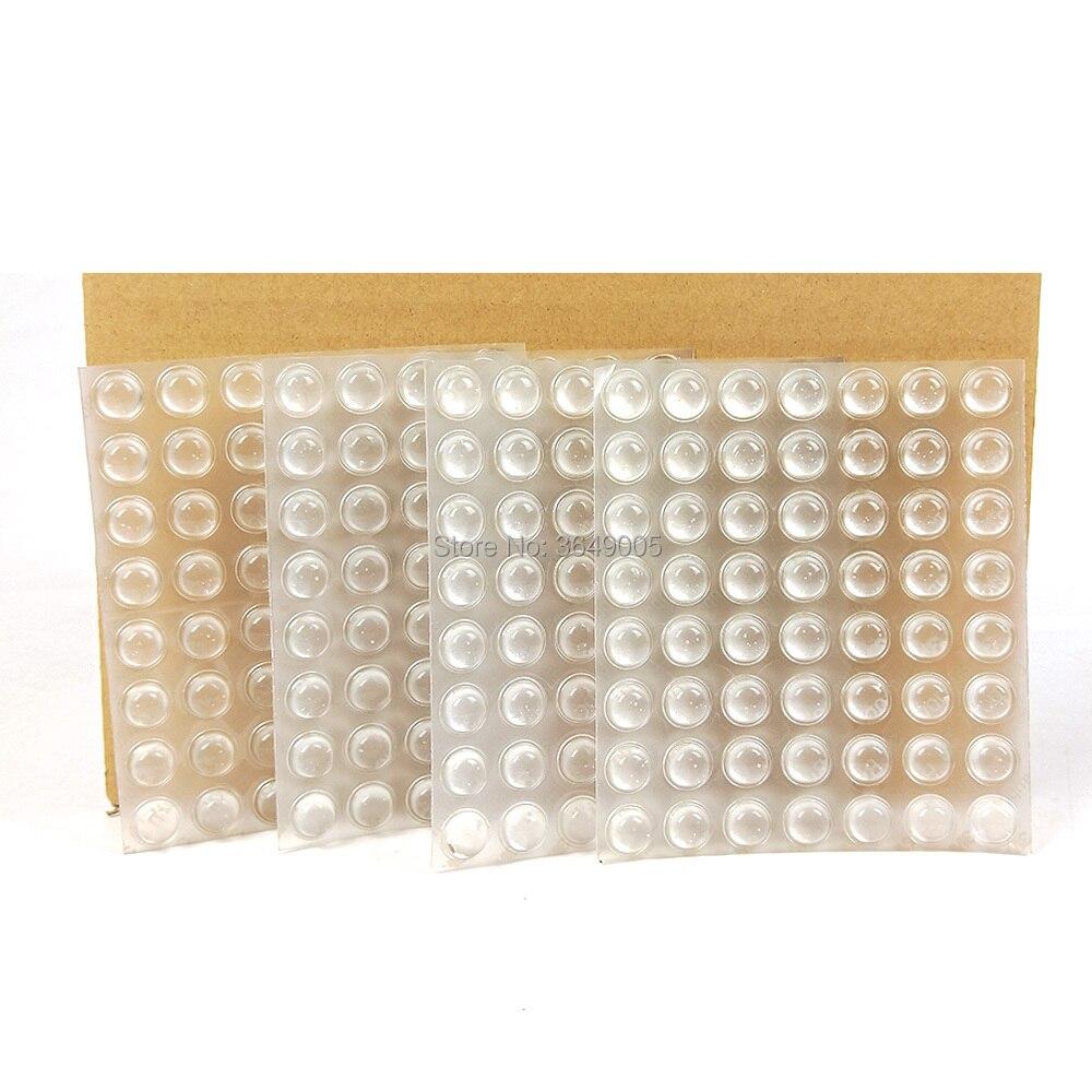 مصد مطاطي ذاتي اللصق من المطاط الطبيعي الشفاف SJ5303 منتجات حماية من شركة فيومبون موديل 3m مقاس 1120 مم * h5.1مم