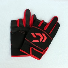 Fishing Special-purpose Two Finger Glove Reveal Three Finger Sunscreen Ventilation Non-slip Fishing Gear Equipment