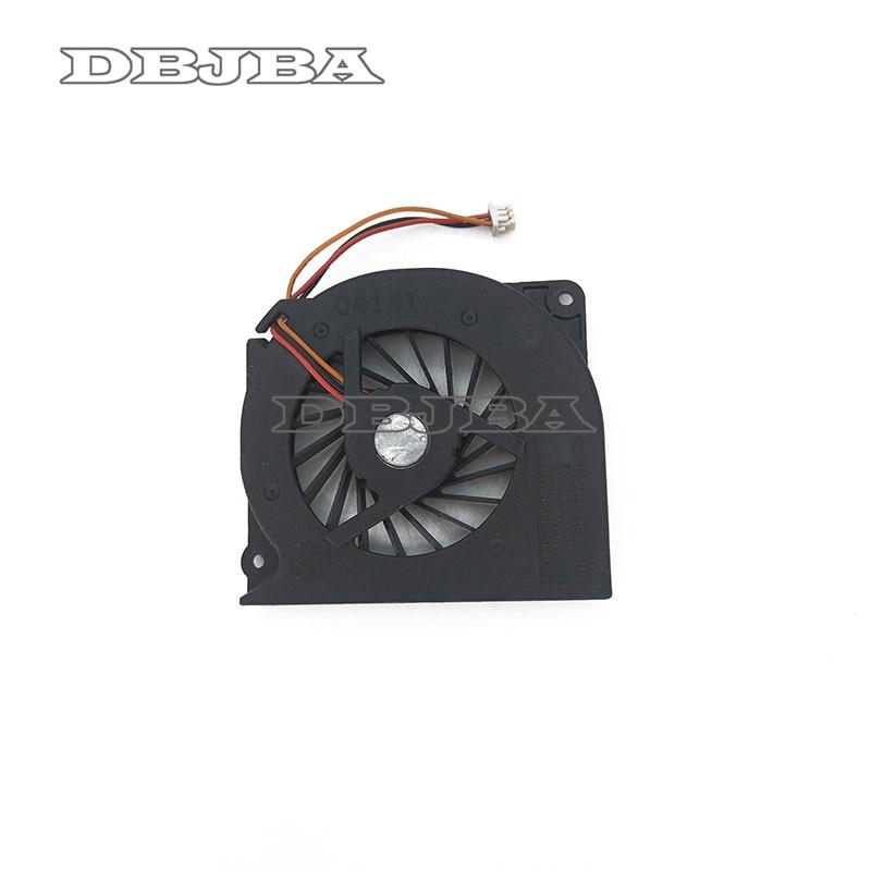 Fan CPU Do portátil Para Fujitsu T5010 T1010 T4310 T4210 T4215 T4220 A3110 A6010 S2210 S6520 6055 FMVNS3V3 MCF-S6055AM05B Fã