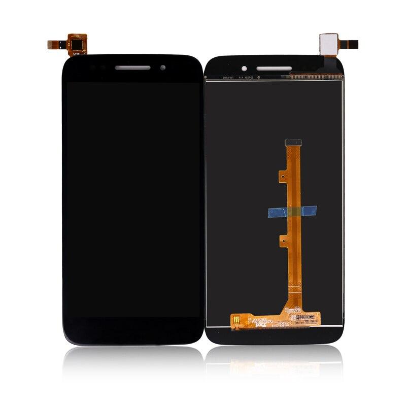 10 teile/los für Alcatel One Touch Idol 5 OT6058 LCD Display Touchscreen Digitizer LCD für Alcatel 6058D Teil Kostenloser verschiffen DHL EMS