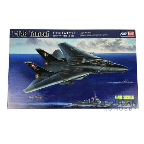 Hobby jefe 80367 1/48 F-14B Tomcat luchador de barrido Variable ala modelo TH05539-SMT2