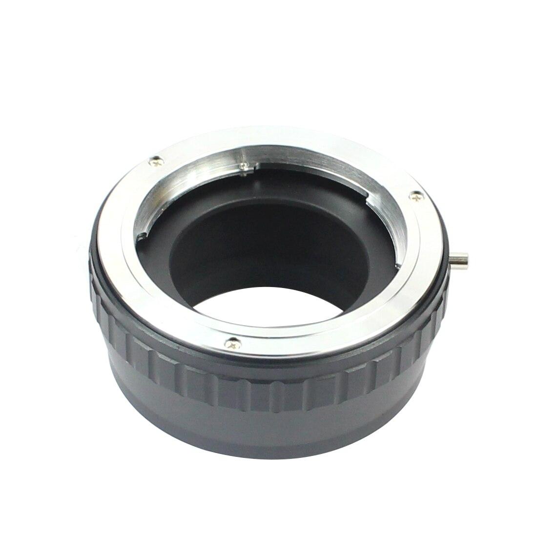 Anillo adaptador de lente de cámara BGNING para Rollei QBM lente de montaje a FX para Fujifilm FUJI X-Pro1 X-E2 X-T1 de adaptador de lente piezas de QBM-FX