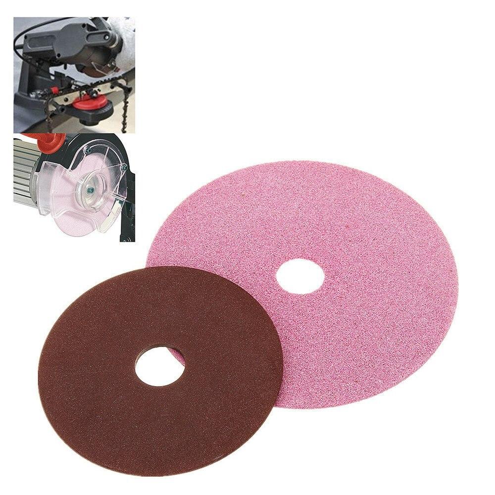 Substituição do disco da roda de moedura para o moedor de apontador de motosserra 3/8 & 404 corrente cerâmica/resina 145x3.2x22mm/108x3.2x22mm durável
