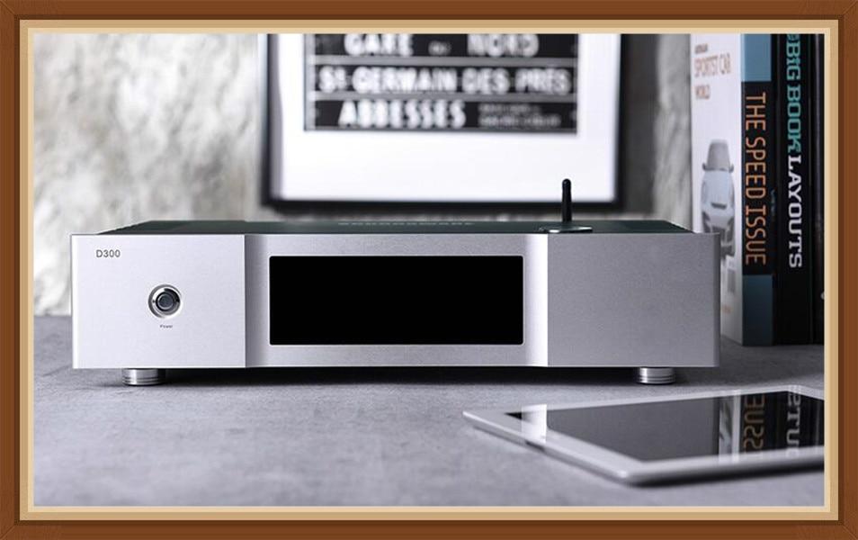 Soundaware D300 المهنية PCM وشبكة DSD النقل الرقمي ترقية كاملة من D100 برو فيمتو Hifi مشغل موسيقى