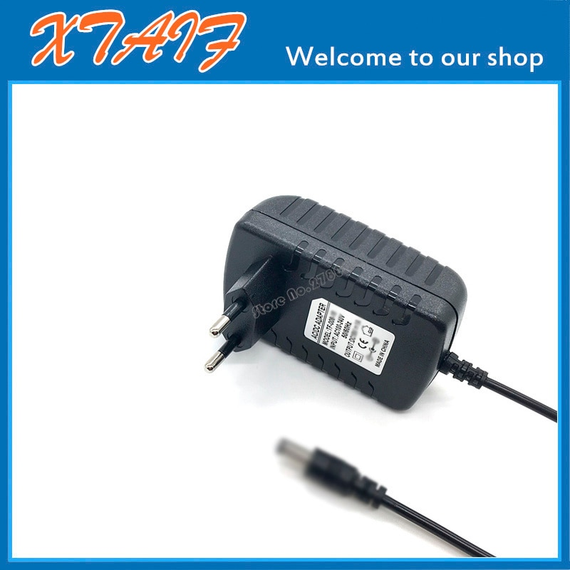 For C17 Vacuum Cleaner EU/US/AU/UK Plug AC/DC Power Adapter Wall Charger Sweeper Accessories