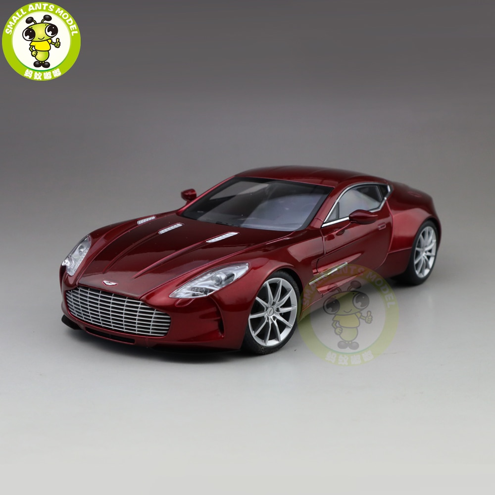 1/18 AUTOart 70245 ONE 77 modelo de coche DIAVOLO RED