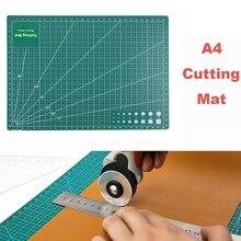 Tapis de coupe en PVC A4 outils de Patchwork de tampon de coupe auto-cicatrisant durables faits à la main