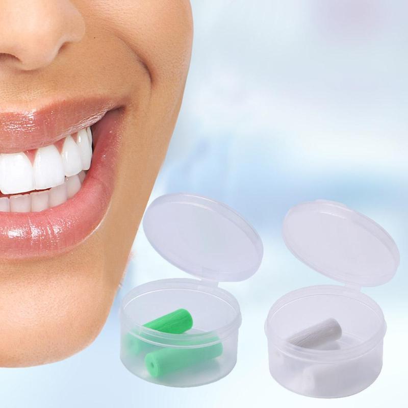 2 uds Chewie Dental para paciente Dentsply alineador de dientes Chewies alineadores de la bandeja del asiento chapas de sonrisa soportes dentales Ortodoncia