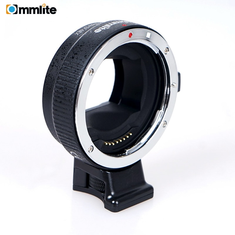 COMMLITE CM-EF-NEX адаптер для крепления объектива с автофокусом для объектива Canon EF для крепления камер Sony NEX
