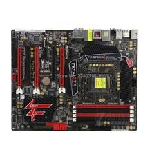 For ASRock Z77 Professional Desktop Board Z77 Motherboard Slot LGA1155 DDR3 SATA3 USB3.0 Support I7 3770K