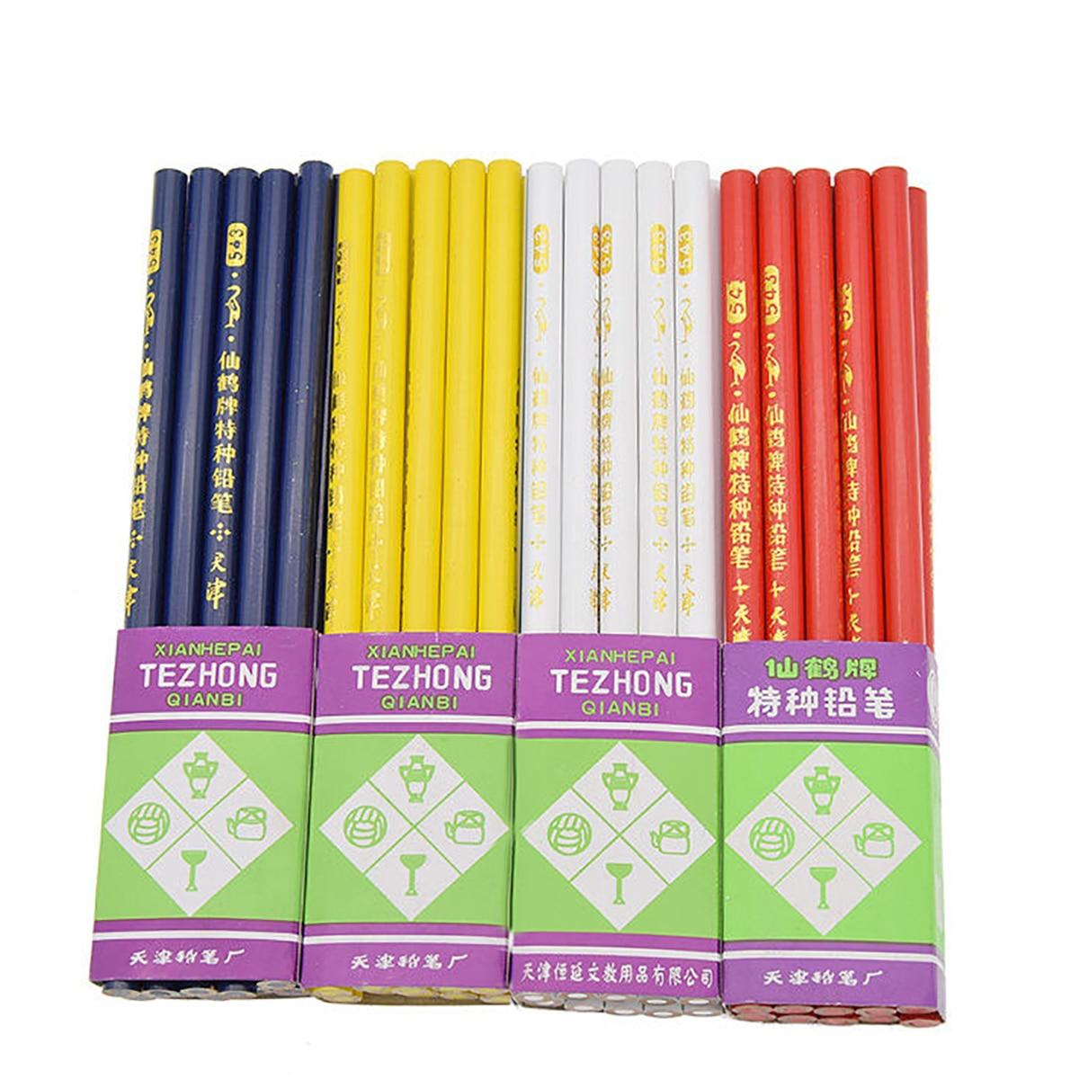 Crayons de couture en tissu 10 pièces   Nouveau crayon de tailleur, outils artisanaux de couture, accessoires pour la maison