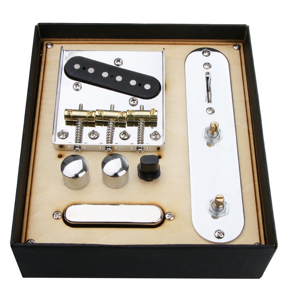 85,5x77x10,5 мм гитарный гриф пикапа w/мост Линии Плиты Набор для электрогитары предлагает идеальный тон