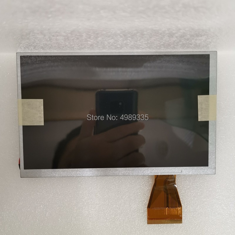 A070VW04 V.0 العلامة التجارية الجديدة شاشة LCD الأصلية