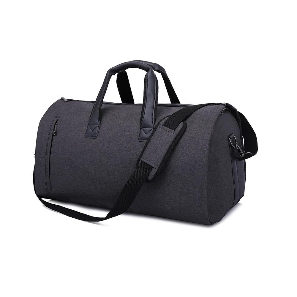 Мужские большие дорожные сумки, Складная спортивная сумка, деловые сумки для выходных, Оксфордский костюм, защитный чехол для женщин и мужч...