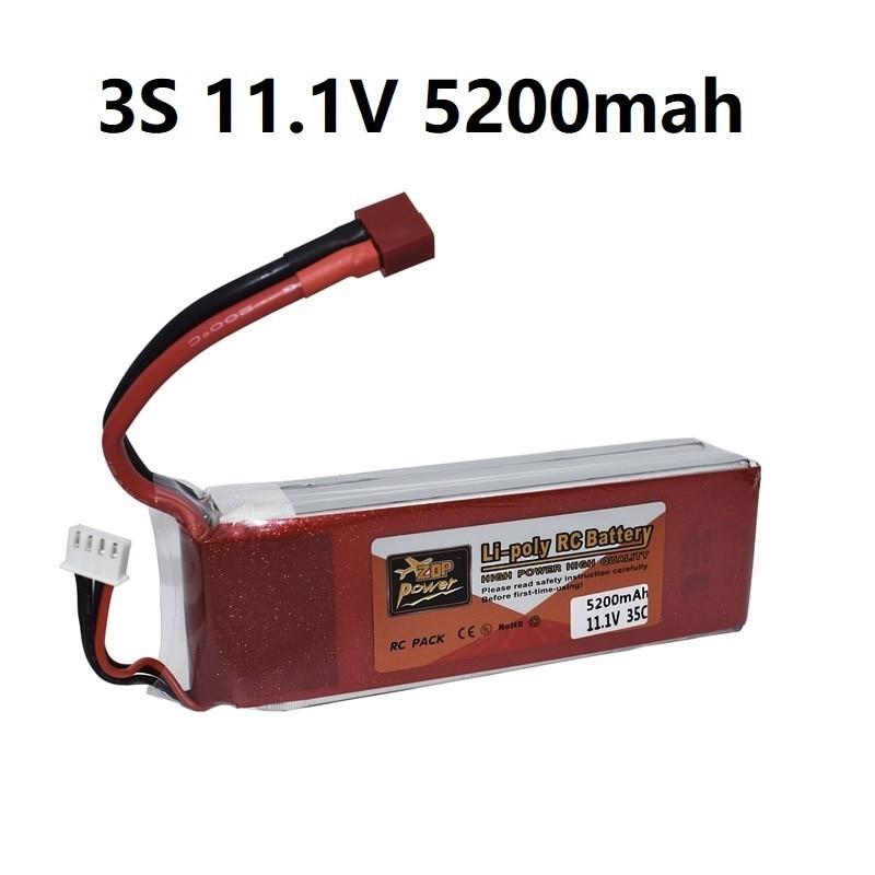 vho rc lipo battery 7 4v 6000mah 40c 4pcs 2s battery and eu charger for rc helicopter car boat quadcopter li polymer batteria HIGH POWER 11.1v 5200mAh 35C Lipo Bettary for Rc Helicopter Car boat Airplane toys 11.1v Li-Polymer battery 5200mah 3s battery