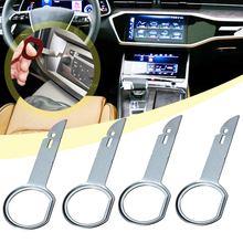 2 stücke 4 stücke Nützliche Praktische Radio Stereo Release Entfernung Installieren Werkzeug Schlüssel Installation Für VW für Audi für Ford für Porsche
