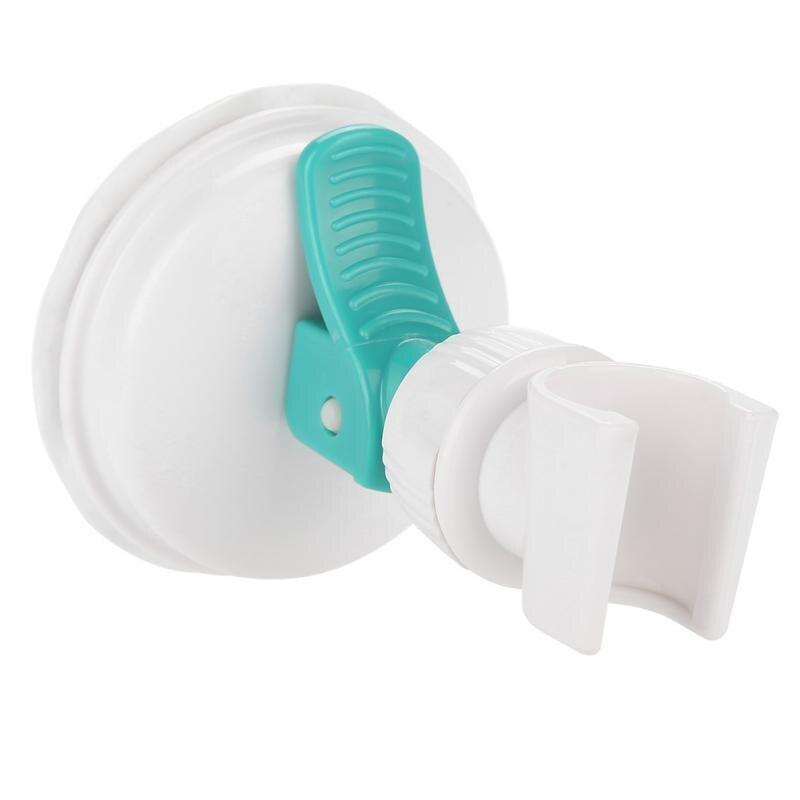 Soporte ajustable para la cabeza de la ducha soporte de ventosa fuerte para la cabeza de la ducha accesorios de la ducha soporte de la cabeza de la ducha