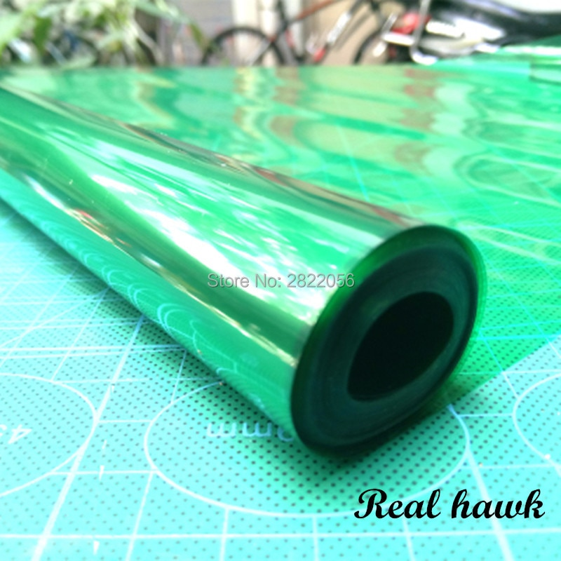 2Meters/Lot Tranparent Colors Hot Shrink Covering Film Model Film For RC Airplane Models DIY High Quality Factory Price enlarge