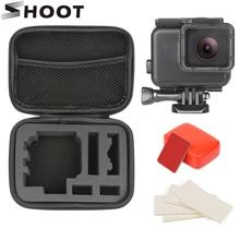 SHOOT for GoPro Hero 7 6 5 Black 45M Underwater Waterproof Case Diving Housing Mount for GoPro 7 6 5 Go Pro 7 Camera Accessories