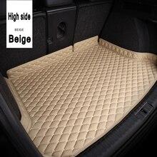 ZHAOYANHUA car Trunk mats car styling carpet for KIA K2 K3 K4 K5 K7 K9 Sportage Sportage-R Sorento RIO Koup Soul Cerato Opirus C