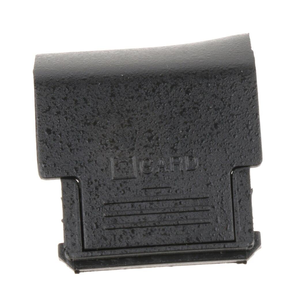 Cartão sd soquete slot capa tampa para nikon d3000 d3100 câmeras digitais peça de substituição